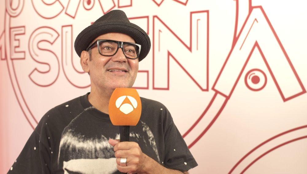 Así se ha preparado José Corbacho 'Cómeme el donut' con Silvia Abril