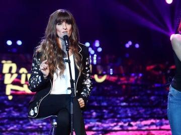 Rocío Madrid nos abre su corazón con 'La puerta violeta' de Rozalén