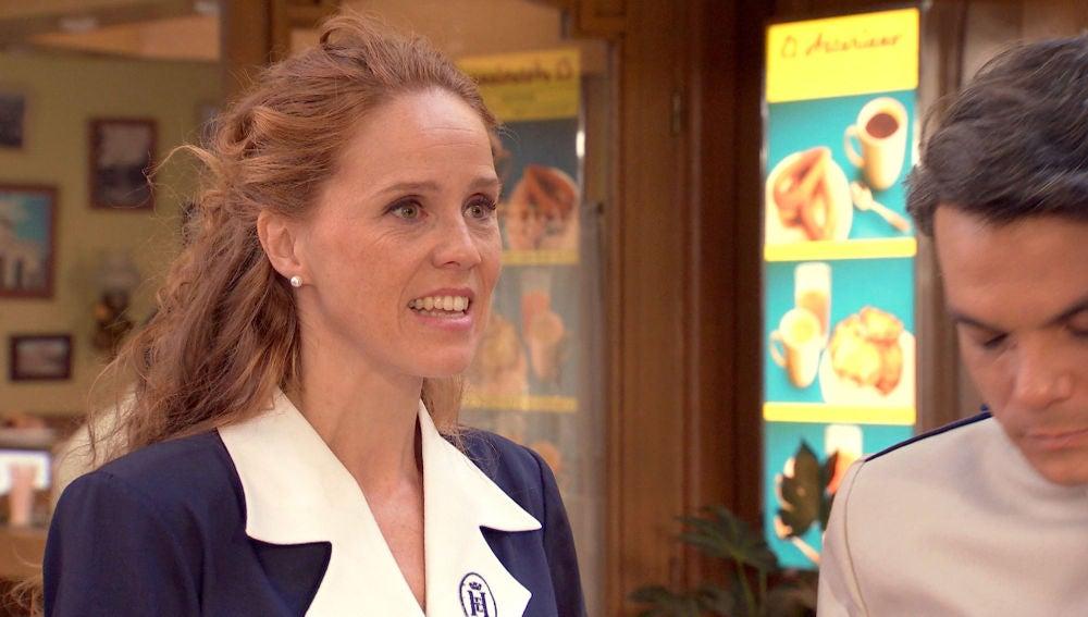Amelia ayuda a Natalia tras dejar en evidencia algo de su secreto pasado