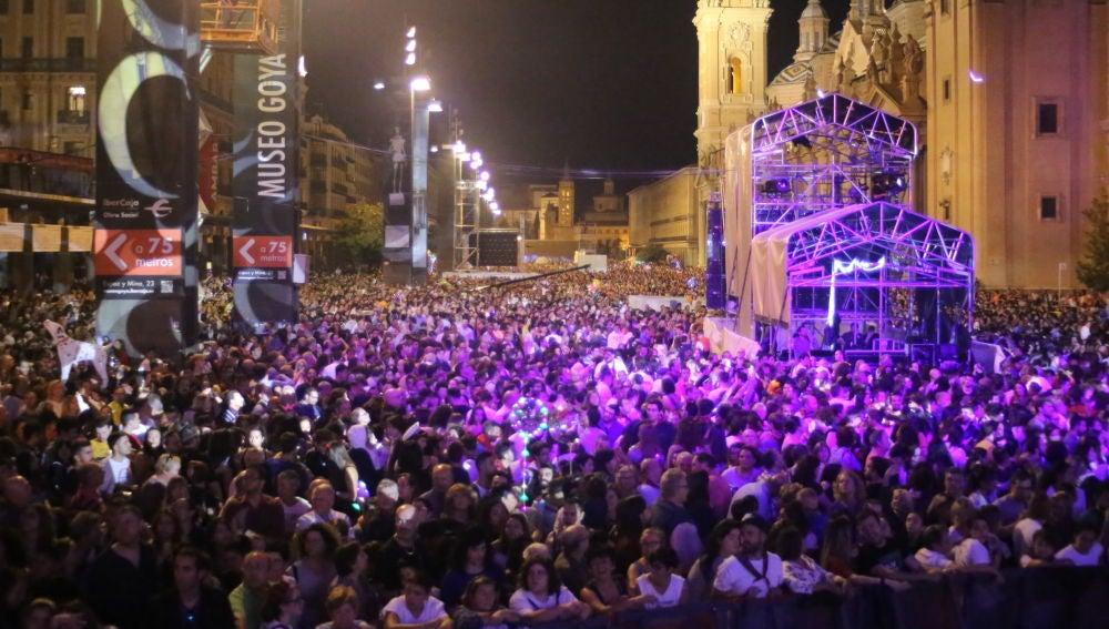 Fiestas del Pilar 2019: Programa completo de los Pilares de Zaragoza