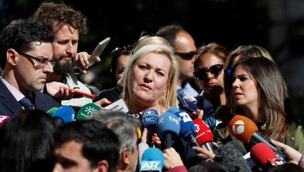 Inés Madrigal, tras la absolución del doctor Vela por el caso de los bebés robados