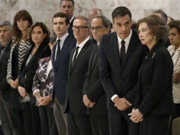 Funeral Montserrat Caballé