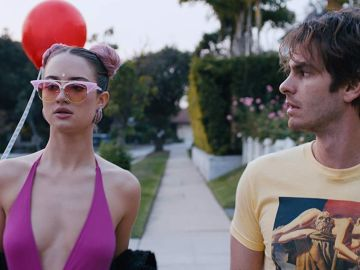 'Under the silver lake'