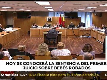 La Audiencia de Madrid da a conocer este lunes la sentencia por el primer caso de bebés robados juzgado en España