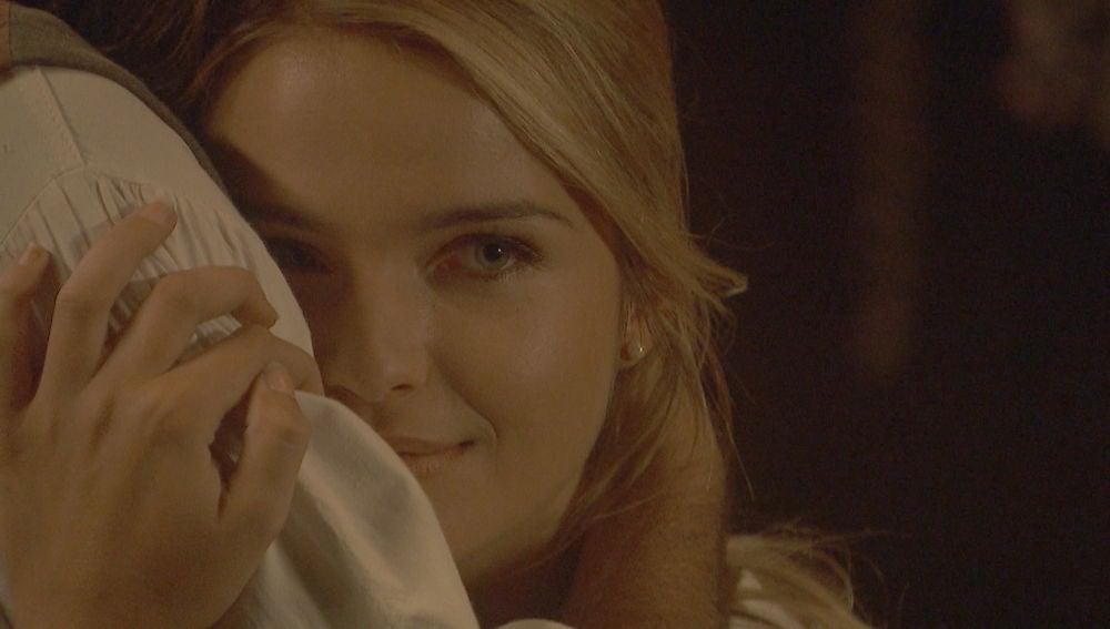Antolina consigue su objetivo jugando con los sueños de Isaac