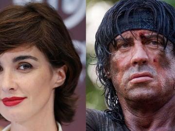 Paz Vega estará en la nueva película de Stallone