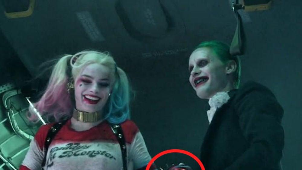 Harley Quinn junto al Joker