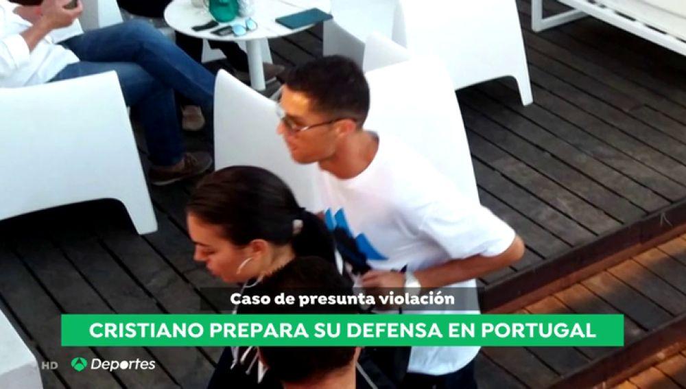 Portugal, único 'refugio' de Cristiano Ronaldo si EE.UU. pide su extradición