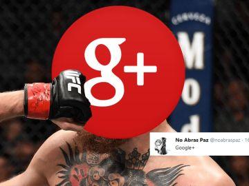 Cierra Google+