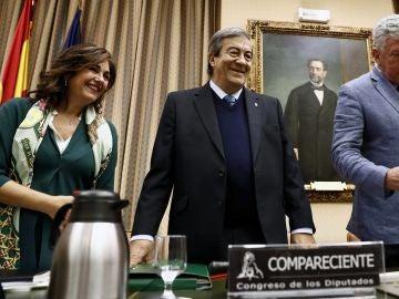 La vicepresidenta de la Comisión, Beatriz Escudero
