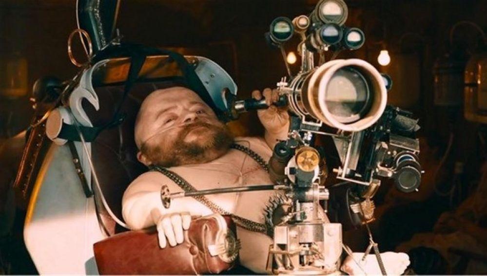 Quentin Kenihan en 'Mad Max: Furia en la carretera'