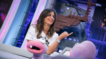 """Nuria Roca confiesa en 'El Hormiguero 3.0' """"las artes"""" de Pablo Motos para conseguir seguidores en Instagram"""