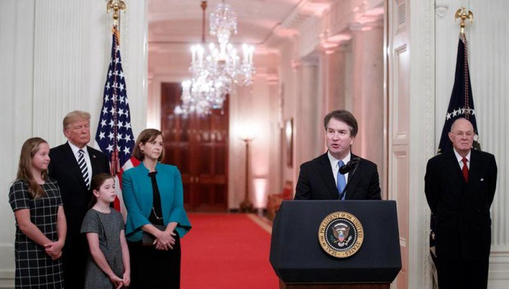 Resultado de imagen para Kavanaugh se incorpora a su puesto en Corte Suprema de EEUU