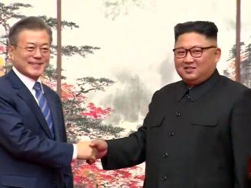 Kim Jong-un, quiere que el papa Francisco visite Pionyang