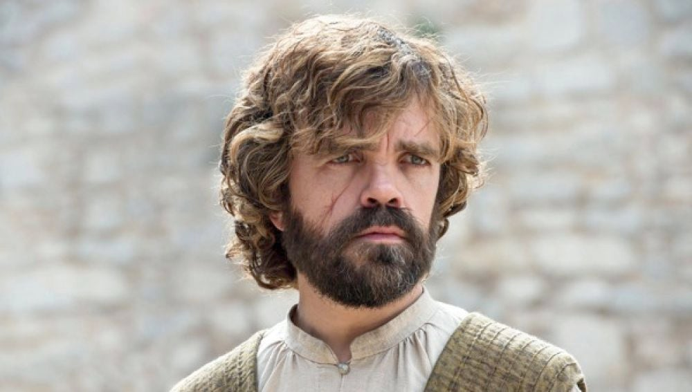 Tyrion Lannister en 'Juego de Tronos'