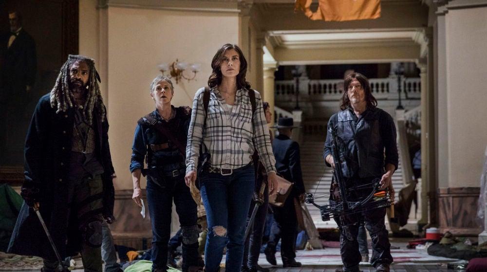 Novena temporada de 'The Walking Dead'