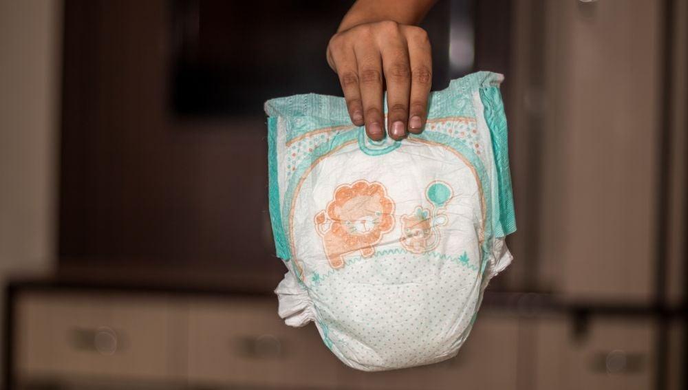 La solución a la obesidad podría estar aquí, en los pañales de los bebés.