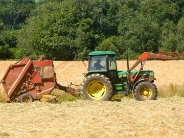 tractor campo