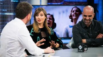 La peligrosa anécdota de Michelle Jenner y Luis Tosar en la grabación de su nueva película