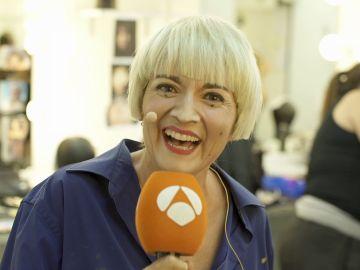 La pelea de Silvia Abril y Anabel Alonso en maquillaje en 'Tu cara me suena'