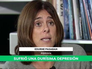 La peor cima de Edurne Pasaban: sufrió una durísima depresión en 2006