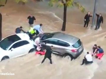 Rescate in extremis en Tarragona