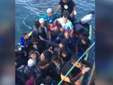 Lanzarote está desbordada frente a la llegada de menores en patera