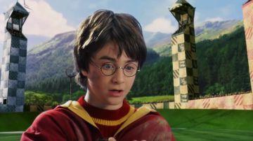 Harry Potter y el Quidditch