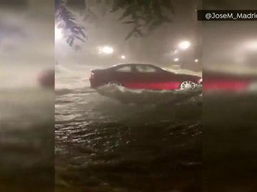Las lluvias y las tormentas mantienen con avisos a Cataluña, y Baleares y en riesgo extremo a la costa de Málaga