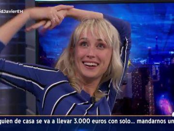Los actores Javier Gutiérrez e Ingrid García Jonsson se divertirán en 'El Hormiguero 3.0' esta noche
