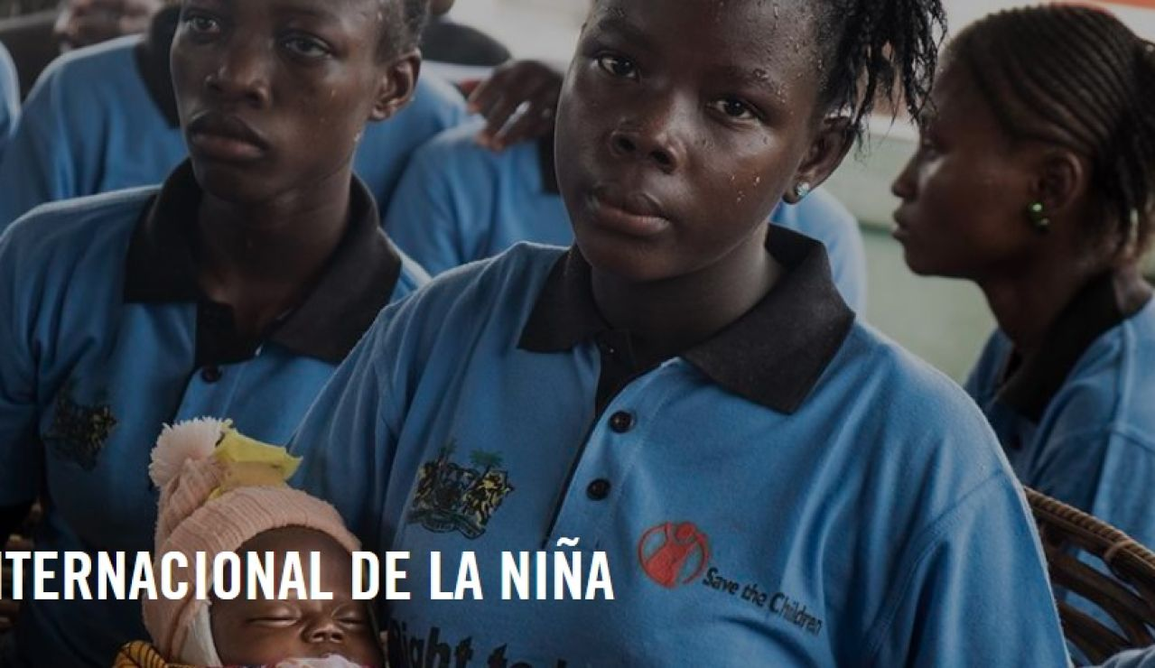 Día Internacional de la niña