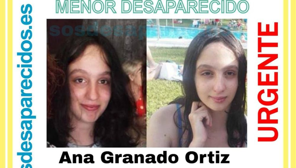 Menor desaparecida en Huelva
