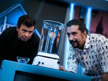 La ciencia completa de Marron con Rick Astley en 'El Hormiguero 3.0'