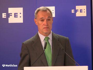El Consejero Delegado de Atresmedia, Silvio González