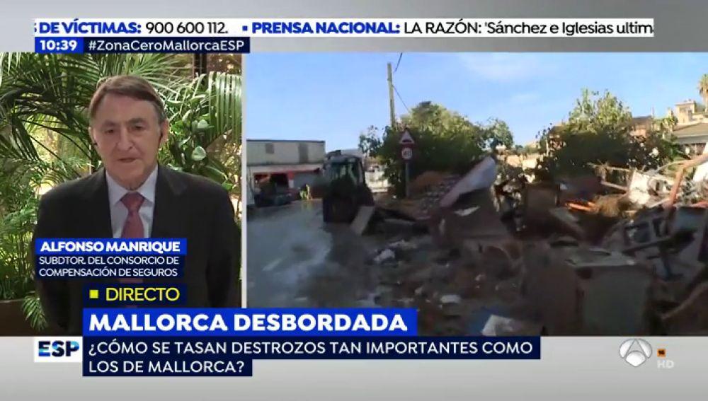 La empresa de Seguros explica el proceso que deben seguir las víctimas para pedir las compensaciones económicas por los daños