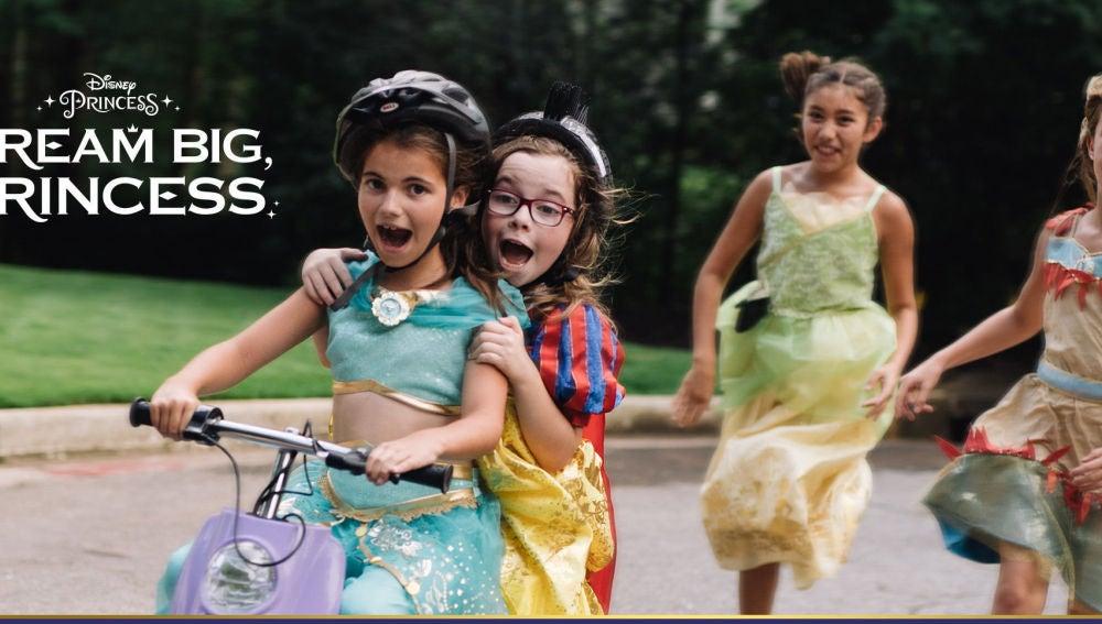 Campaña 'Dream Big Princess'