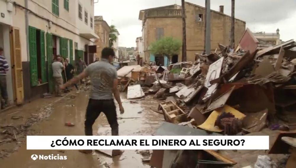 """El Gobierno declarará la """"zona de emergencia"""" para agilizar ayudas a Mallorca"""