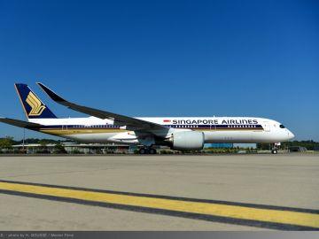 El primer Airbus A350-900ULR