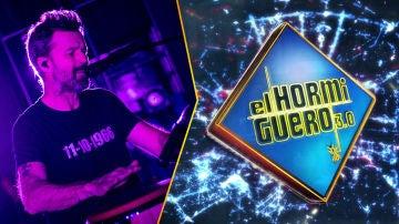 El martes visita por primera vez 'El Hormiguero 3.0' el cantante y líder del grupo 'Jarabe de Pablo', Pau Donés