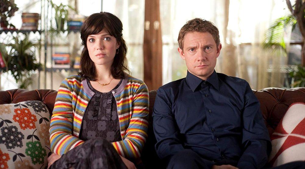 Mandy Moore y Martin Freeman en 'Intercambio de parejas'