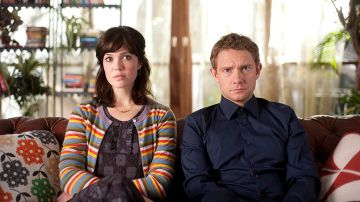 Mandy Moore y Martin Freeman en 'Intercambio de parejas'