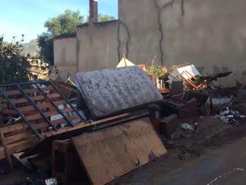 Así han quedado las calles tras las inundaciones en Mallorca