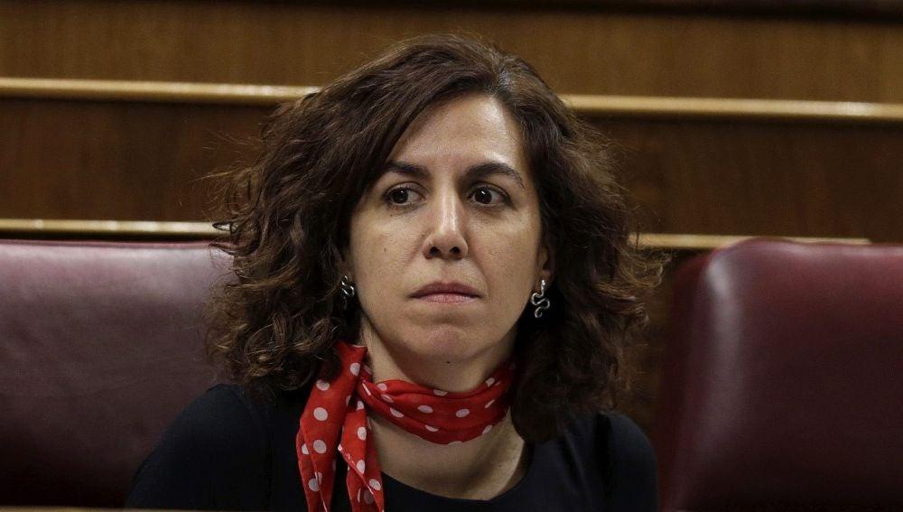 La exdiputada del PSOE y de UPyD Irene Lozano