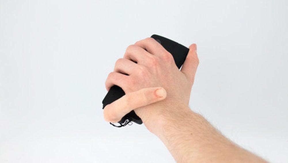 Imagen del dedo robótico