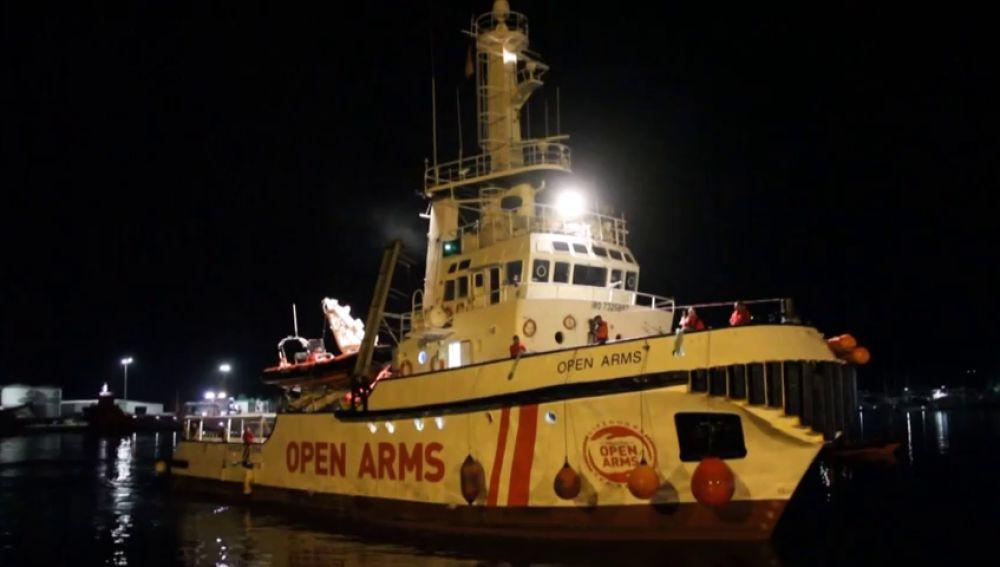Rescatados 176 inmigrantes en las costas de Granada