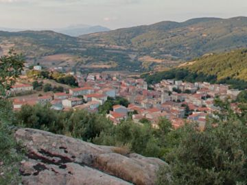 Ollolai, un pueblo de Cerdeña