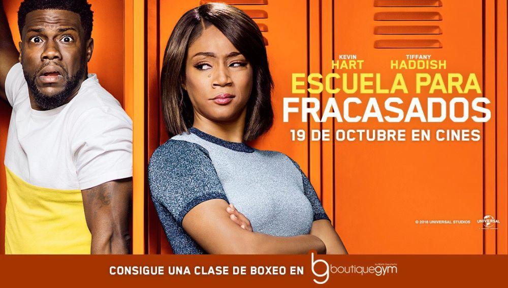 Ver Escuela Para Fracasados Online HD Gratis Español Latino