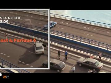 Antena 3 emite 'Fast & Furious 6'