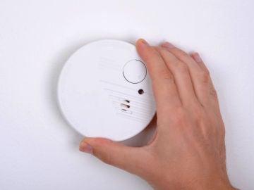 Imagen de archivo de una alarma