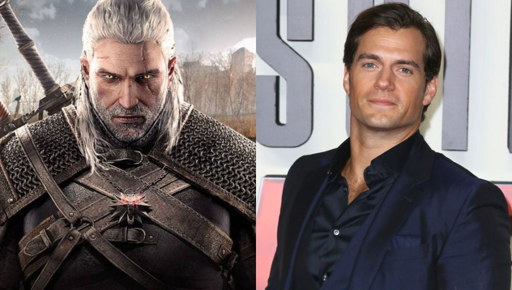 Henry Cavill, protagonista de 'The Witcher'